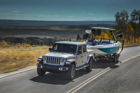 Gladiator to get a 3 0L V6 EcoDiesel in 2020 - Jeep Gladiator