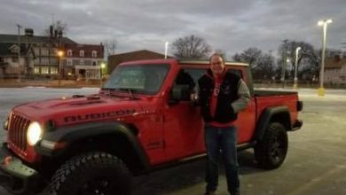 Jeep Gladiator to race in the 2019 King of the Hammers ...